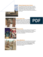 5 Museos de Guetmala