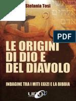 Anteprima Le Origini Di Dio e Del Diavolo