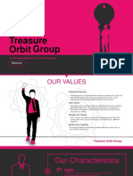 Treasure Orbit Group Profile