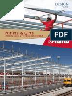 Stratco Steel Framing Purlins Girts Design