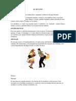 danzas prehispanicas