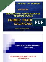 Uni Oain Mv 643 Primera Practica 2019 II