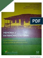 Memoria e Patrimonio Cultural