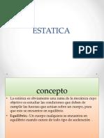 ESTÁTICA (2)