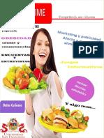 REVISTA. Influencia de La Publicidad en La Compra de Alimentos