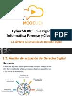 1.2. Ámbito de Actuación Del Derecho Digital