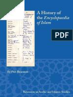 A history of encyclopedia of Islam