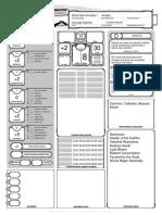 DnD 5th Edition Premade - Hexlock