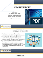Diapositiva Sistemas de Información