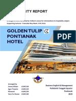 GOLDEN TULIP REPORT.docx