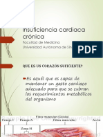 1.Insuficiencia Cardiaca Crónica