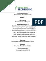 Retro Planteamineto Del Proyecto Optimización de Entregas en Compras de Muebles Coppel Ultimo