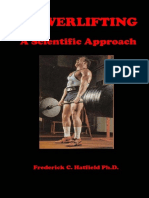Powerlifting - A Scientific Approach - Frederick C. Hatfield - 2015 - 1506184863, 0809270021, B00S3UA6DK