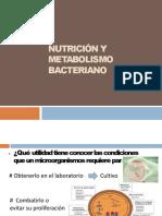 NUTRICION Y METABOLISMO