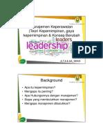1. Konsep Dasar Kepemimpinan (Alfid Anisah_ Dkkd)
