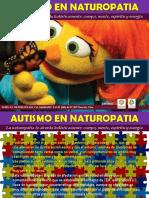 AUTISMO NATUROPATIA. La naturopatia lo aborda holísticamente