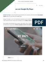 Cómo Crear Mapas Con Google My Maps - MappingGIS