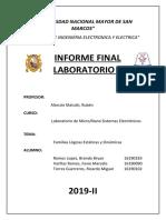 Informe Final Layouts