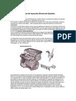 Sistema de inyección Directa de Gasolina.docx