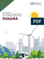 EVALUACIÓN DEL ESTADO DE PREPARACIÓN DE LAS ENERGÍAS RENOVABLES PANAMÁ