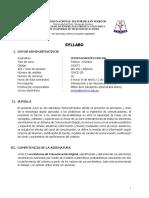 Sylabus (Por Competencias) Comunicaciones Digitales 2019 II