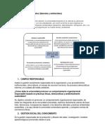 Impactos organizacionales