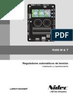 AVR R450 M&T