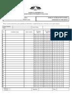 Assessor's Score Sheet