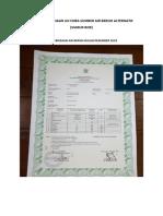 HASIL PELAKSANAAN UJI COBA SUMBER AIR BERSIH ALTERNATIF.docx