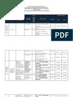 cronograma general del tecnología en  producción multimedia sena