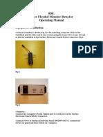 New232 Diver FMD Manual