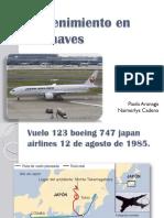 Mantenimiento en Aeronaves