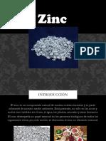 Zinc Grupo 14