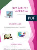 Oraciones Simples y Compuestas - Copia