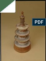 El millón de pequeñas pagodas de madera y oraciones Dhârani