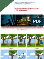 SESION 3 - PPT FORMULACION y EVALUACION de PROYECTOS de INVERSION