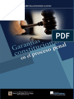 Garantias Contitucionales VILLAVICENCIO