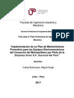 Miguel Cubas_Trabajo de Suficiencia Profesional_Titulo Profesional_2017