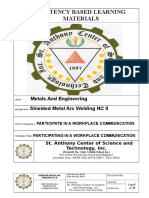 PARTICIPATE IN WORKPLACE COMMUNICATION