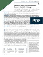 Patent Ductus Arteriosus Severity Score