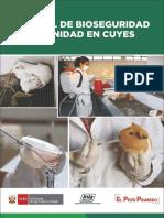 Bioseguridad y Sanidad en Cuyes