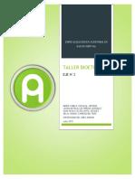 Taller No.2 Bioética