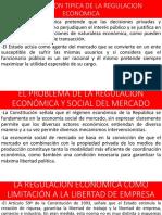 Justificacion Tipica Dela Regulacion Economica