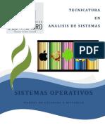 Sistemas Operativos CLASE 1