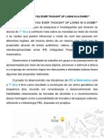 Justificafiva - Mostra 2019 ( IPE - MATH )