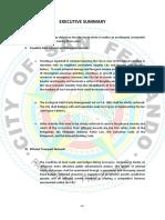 San Fernando CDP Executive Summary