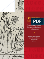 Linguistica Misionera Aspectos Linguisti