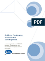 CPD GUIDANCE