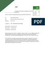 Efectos de La Adición de Fosfato de Diamonia Sobre Los Componentes Químicos en El Vino de Lichi Fermentado Con Saccharomyces Cerevisiae