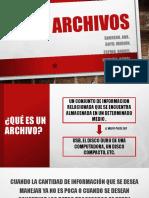 Los Archivos